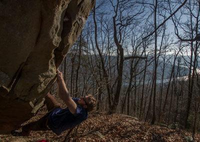 Pot Point Boulders