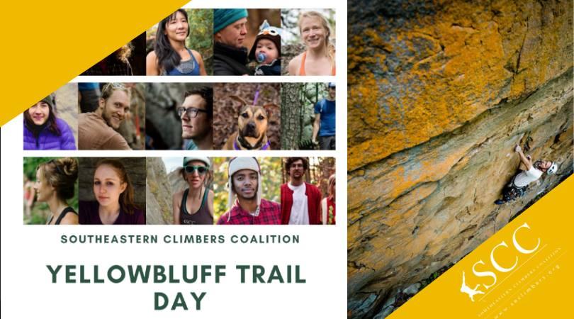 Yellow Bluff Trail Day