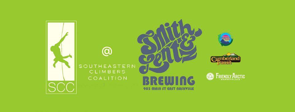 Southeastern Climbers Coalition Benefit Night @ Smith & Lentz