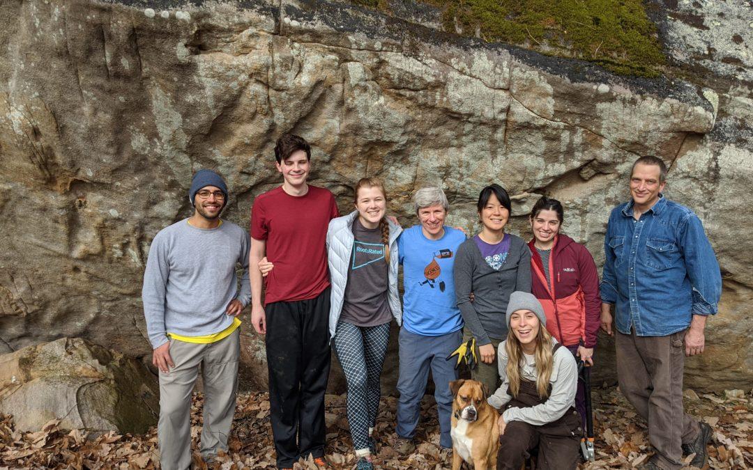 Walden Ridge Trail Day