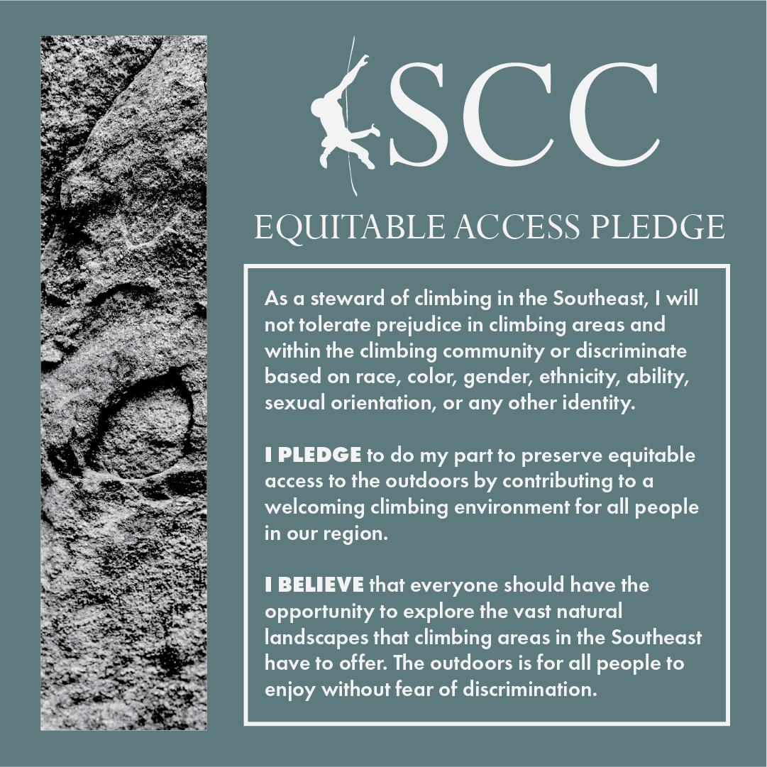 Equitable Access Pledge